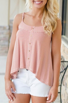 MINKPINK Striped Leah Top - Product List Image