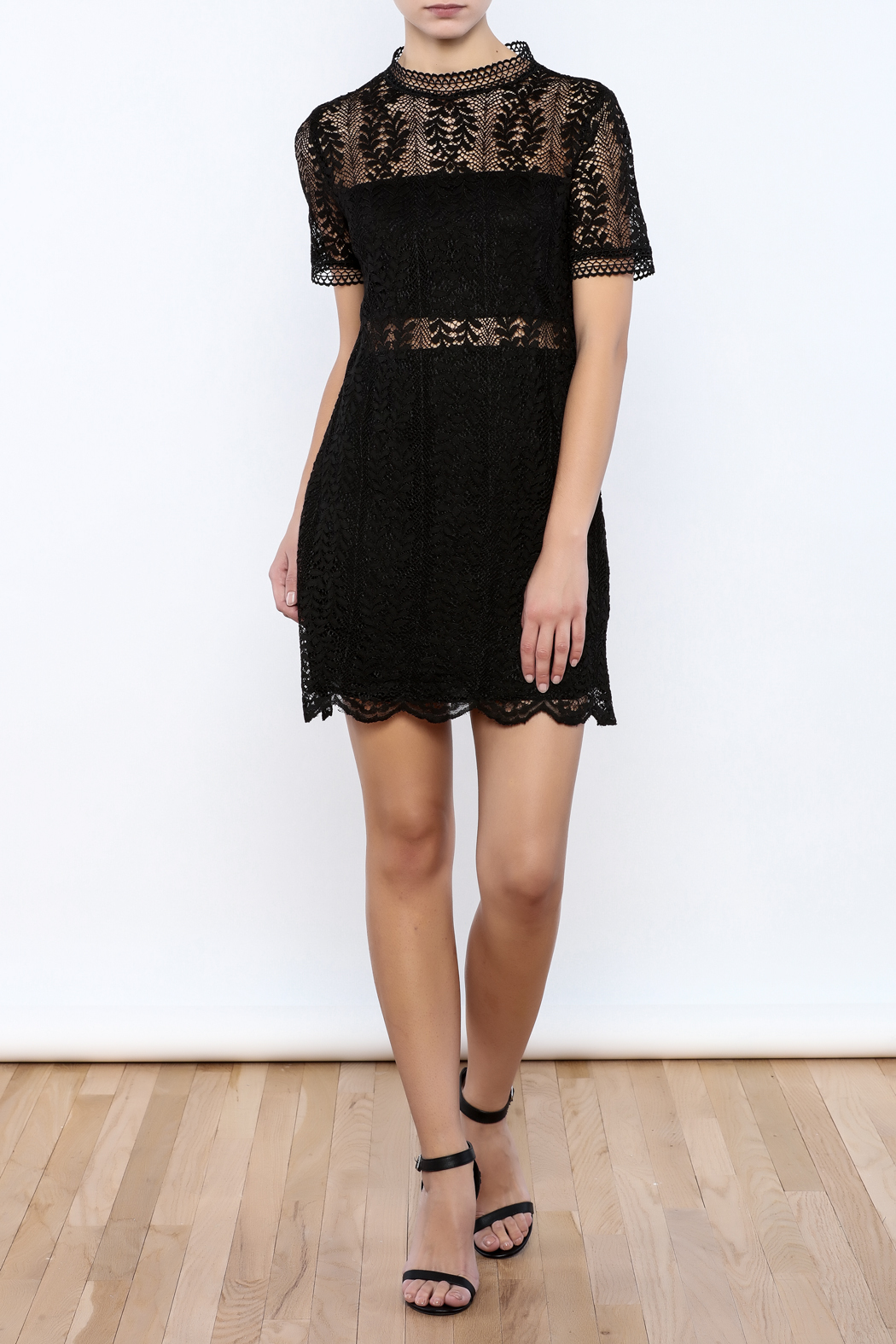 MinkPink Tell Tale Lace Dress from Marina by y i clothing boutique ... 68fabf1dc