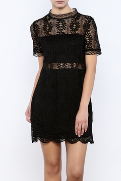 Shoptiques Product: Tell Tale Lace Dress