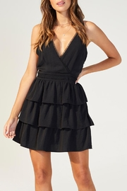 MINKPINK Tiered Strappy Dress - Product Mini Image