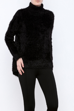 Shoptiques Product: Fuzzy Turtleneck