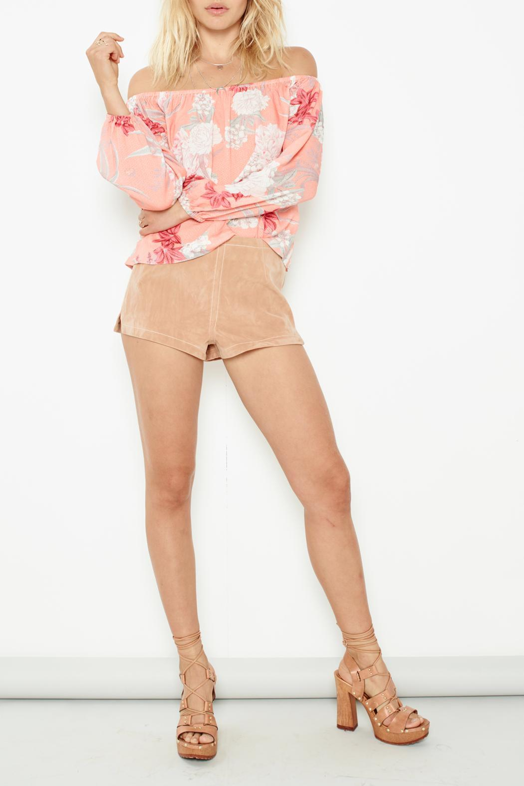 MINKPINK Unforgettable Hot Pants - Main Image