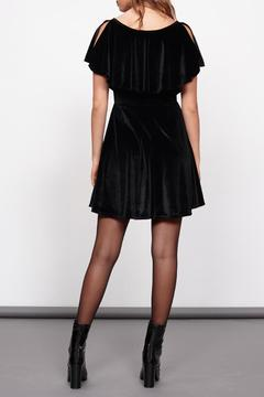 MinkPink Velvet Ruffle Dress - Alternate List Image