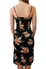 MinkPink Wallflower Slip Dress - Front full body