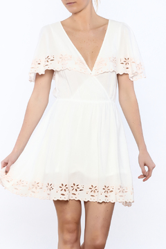 Shoptiques Product: White Shadows Dress
