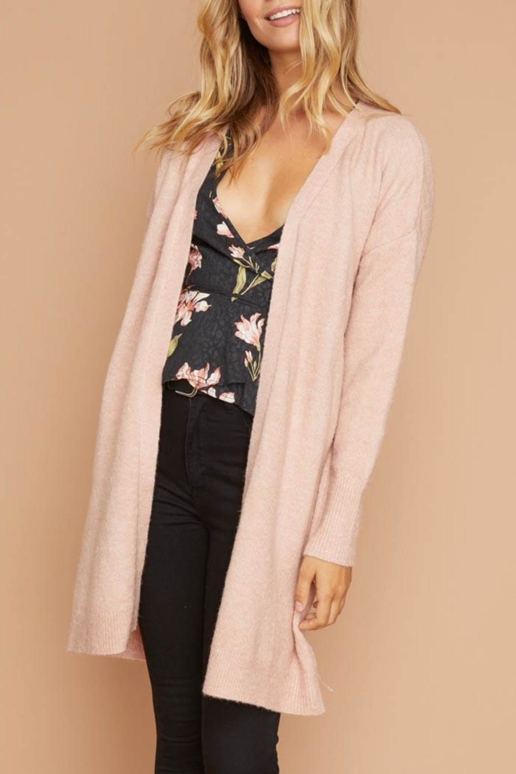 d38f0897f1457b MinkPink Willow Cardigan from New York by Luna — Shoptiques