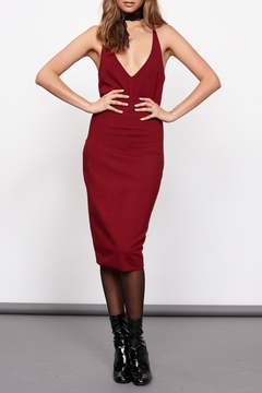 Shoptiques Product: Wine Maxi Dress
