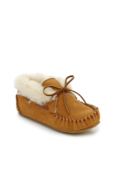 Shoptiques Product: Minnetonka Charley Slipper