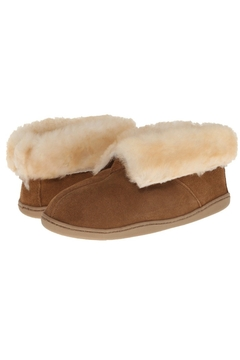 Minnetonka Moccasin Sheepskin Ankle Boot - Product List Image