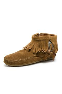 Minnetonka Moccasin Concho Feather Boot - Product List Image