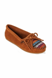 Minnetonka Moccasin Minnetonka Kilty Moccasins - Product Mini Image