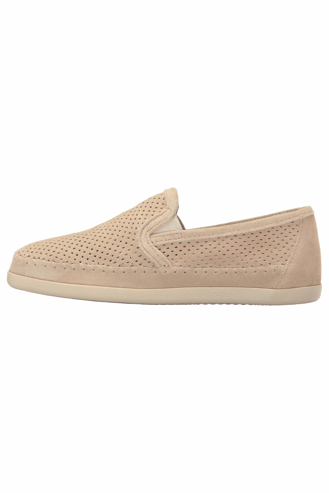 Minnetonka Moccasin Minnetonka Pacific Slip-On - Front Cropped Image
