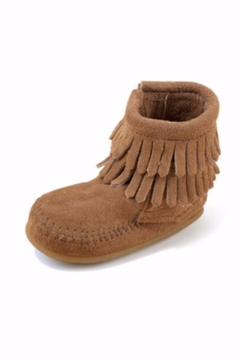 Minnetonka Moccasin Toddler Fringe Bootie - Product List Image