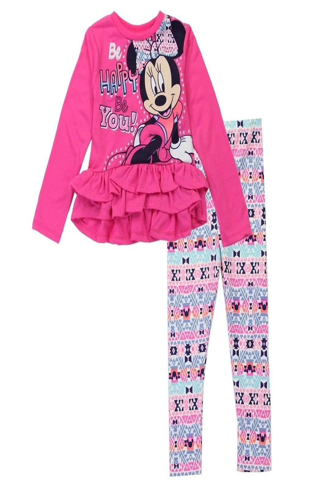 Disney Minnie Legging Set - Main Image