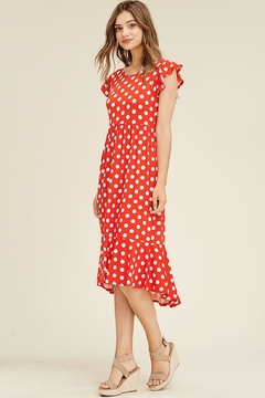 Reborn J Minnie Midi Dress - Alternate List Image