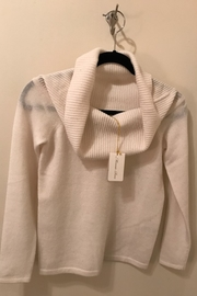 Minnie Rose Cashmere Cowl Sweater - Product Mini Image