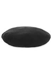 Minnie Rose Cashmere Luxe Beret - Front cropped