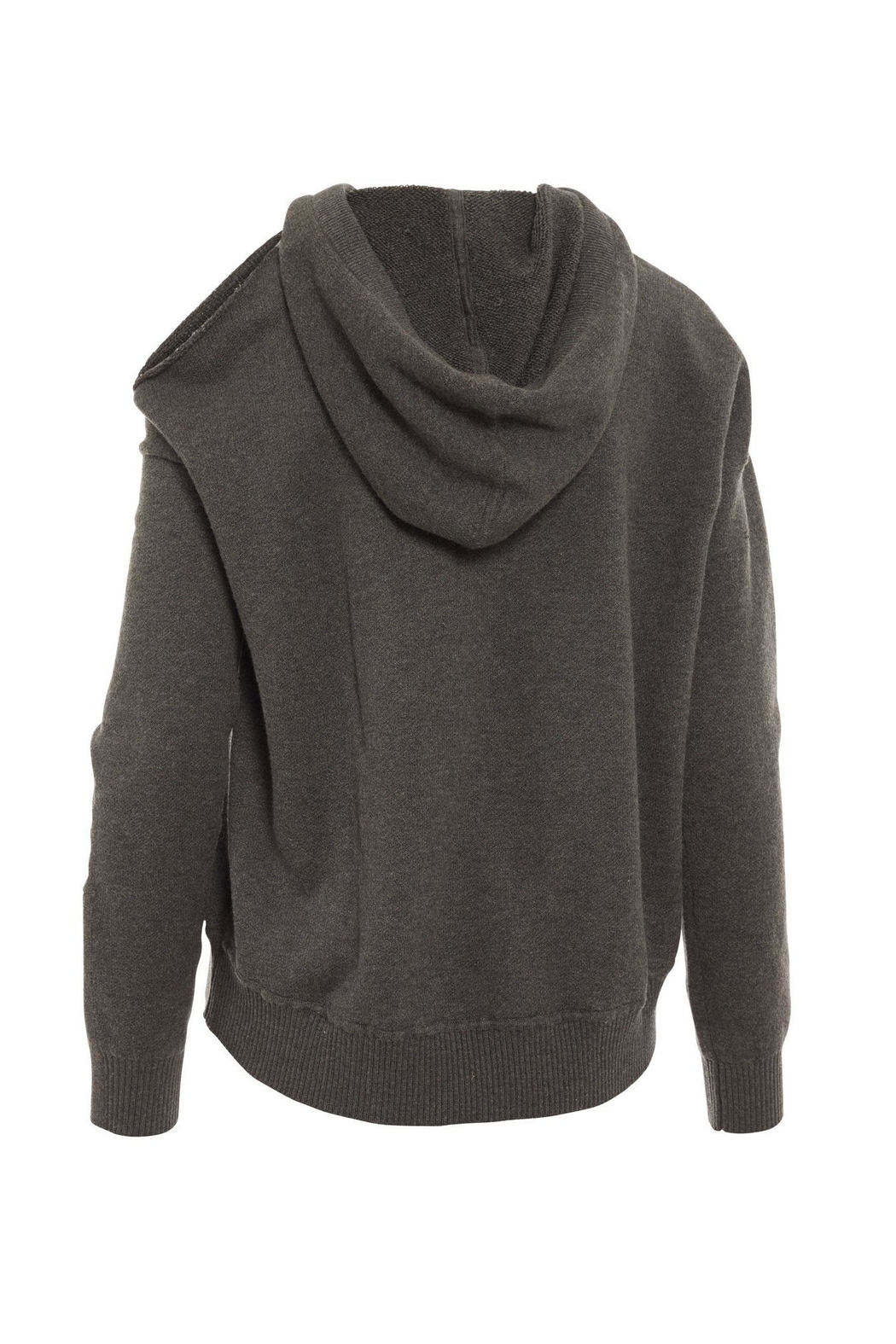Minnie Rose Cold Shoulder Hoodie - Front Full Image