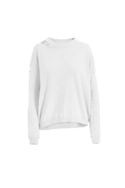 Minnie Rose Surf Cutout Sweatshirt - Front cropped