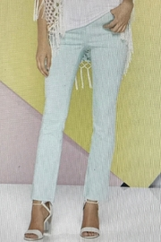 Renuar Mint Ankle Jeans - Product Mini Image