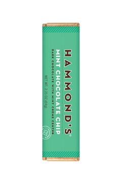 Hammond's Candies MINT CHOCOLATE CHIP CHOCOLATE CANDY BAR - Product List Image