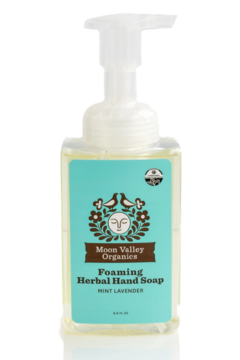 Moon Valley Organics - Faire Mint Lavender Foaming Soap - Alternate List Image