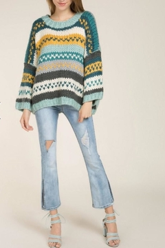 POL Mint Oversized Sweater - Product List Image
