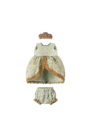 Maileg Mint Princess Dress For Mice - Product Mini Image