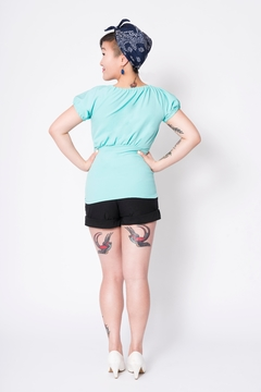 Putre Fashion Mint Trixie Top - Alternate List Image