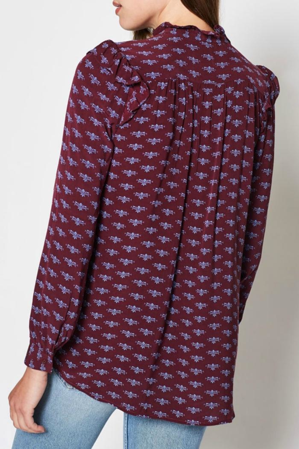 Joie Mintee F Top - Front Full Image