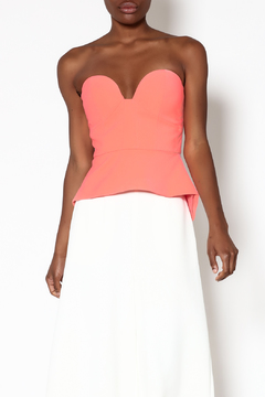 Minty Meets Munt Paloma Bustier Top - Product List Image