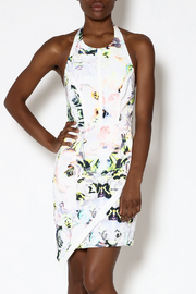 Minty Meets Munt Paloma Floral Dress - Product Mini Image