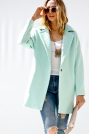 Event Minty Wool Coat - Other