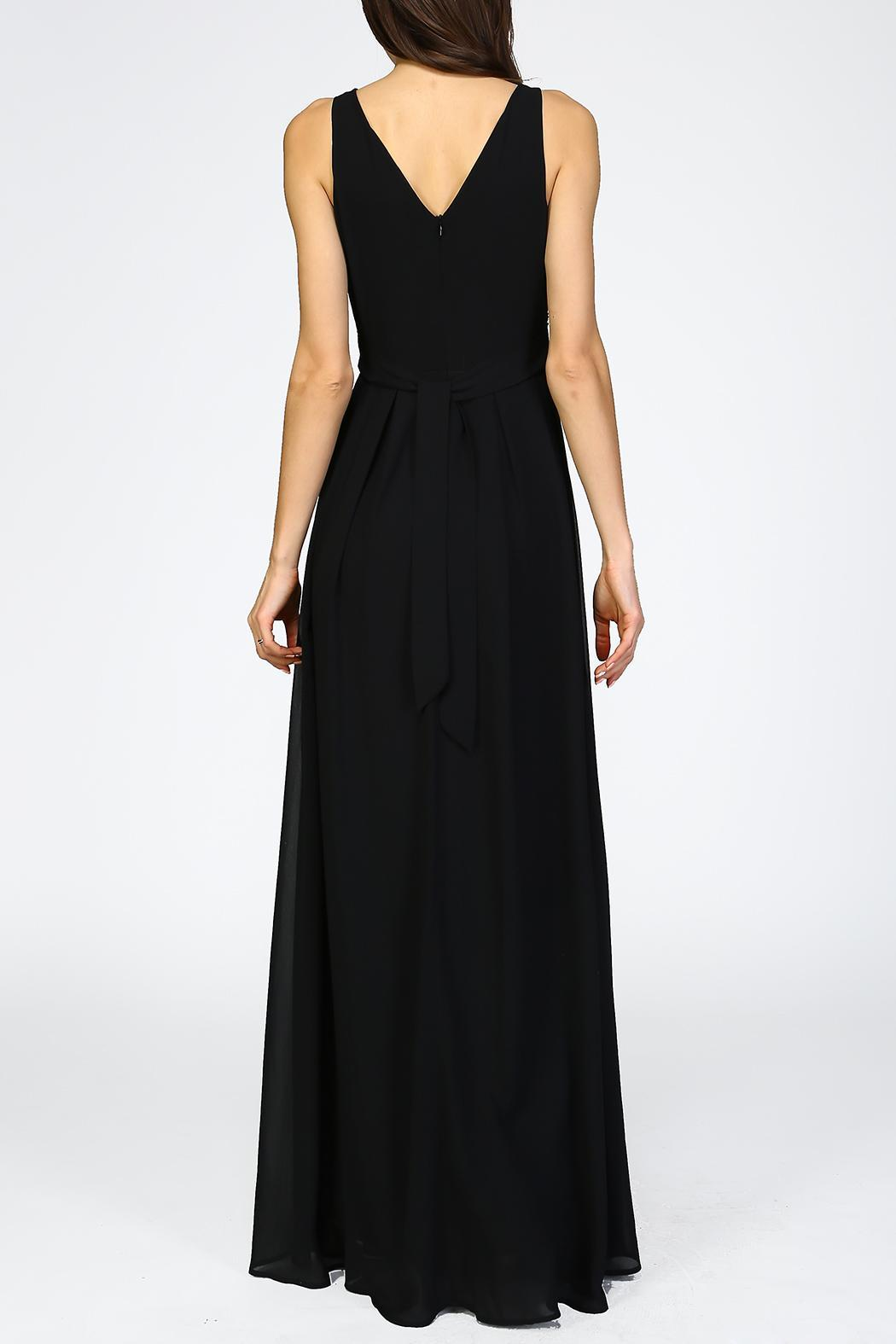 Minuet Black Beaded Gown from Florida by i Tesori — Shoptiques