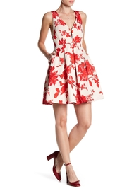 Minuet Fit & Flare Floral Dress - Product Mini Image