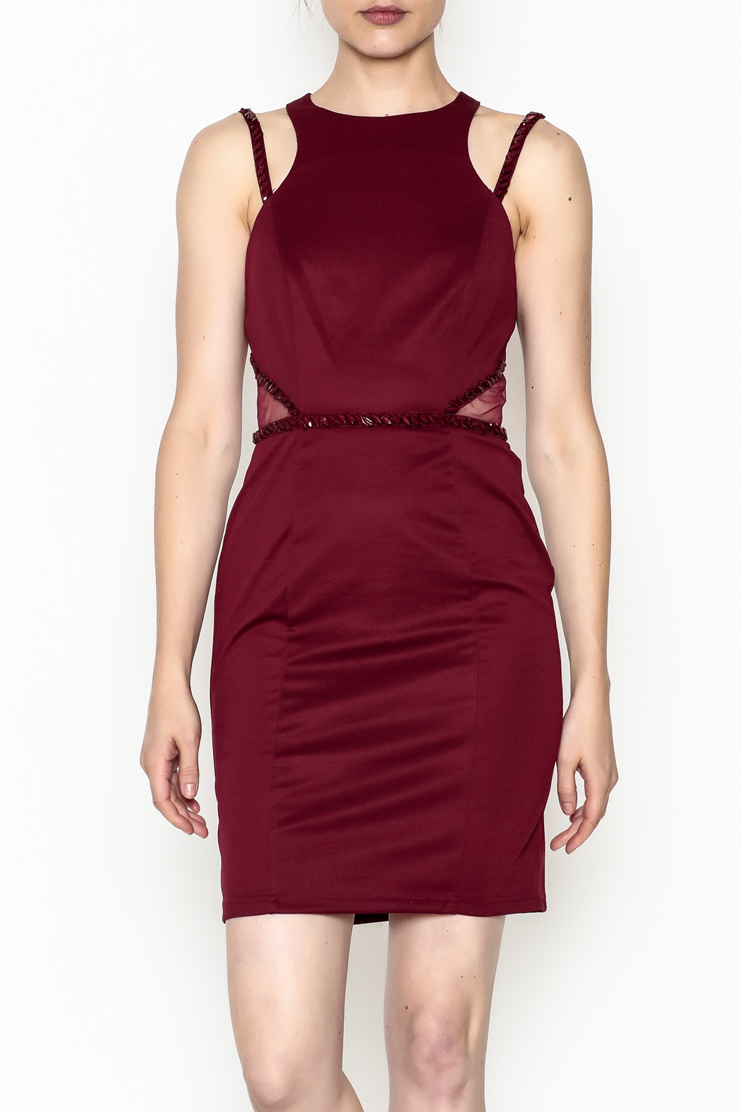 Minuet Holly Cocktail Dress - Main Image