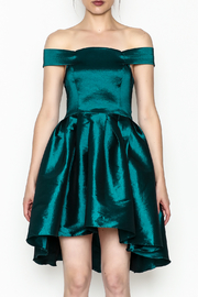 Minuet Jessica Cocktail Dress - Front full body