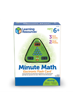 Learning Resources Minute Math - Product List Image