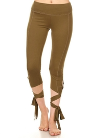 Minx Ballerina Leggings - Front cropped