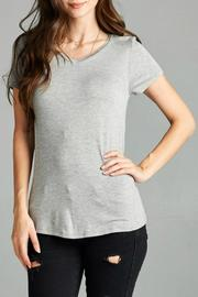 Minx Basic V Neck - Product Mini Image