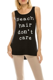 Minx Beach Hair Tank - Front cropped