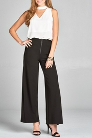 Minx Black Pants - Front cropped