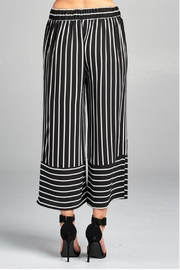 Minx Pinstriped Herring Trousers - Other