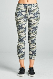 Minx Camouflage Joggers - Product Mini Image