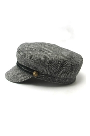 Minx Checkered Fisherman Hat - Front full body