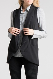Minx Chic Black Blazer - Product Mini Image