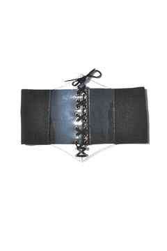Shoptiques Product: Clear Corset Belt