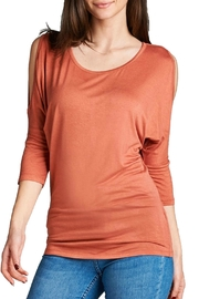 Minx Ember Blouse - Front cropped