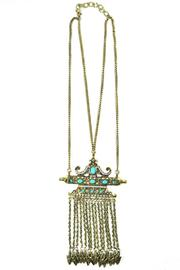 Minx Fiji Statement Necklace - Product Mini Image