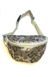 Minx Glitter Fanny Pack - Product Mini Image